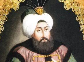 обряд лишения девственности в гареме у султана